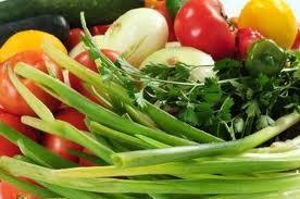 Характеристика овощей