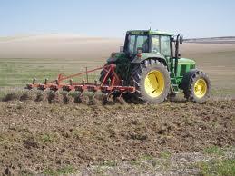 Обработка почвы под озимые культуры