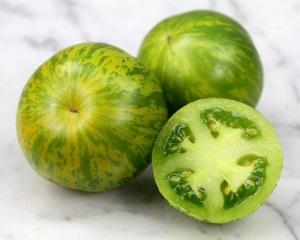 Сорта зеленых томатов